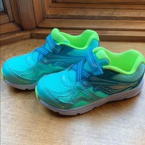 Brand New Saucony Kids sneakers